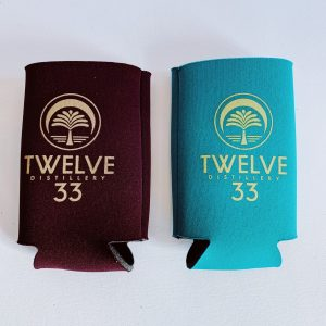 Twelve 33 Koozie (Tall)
