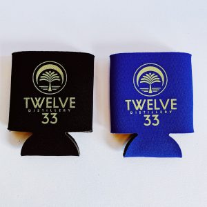 Twelve 33 Koozie (Short)