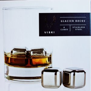 Glacier Rocks: Stainless Steel