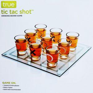 Tic Tac Shot