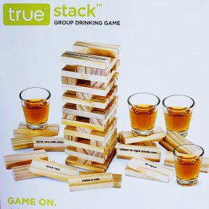Stack Group Drinking Game