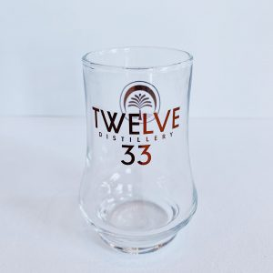 Twelve 33 Whiskey Glass
