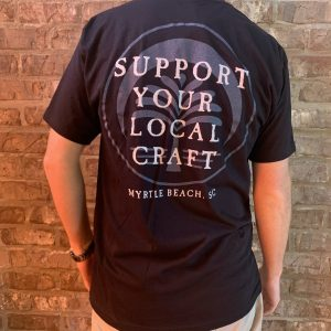 Support Your Local Craft Tee (Black)